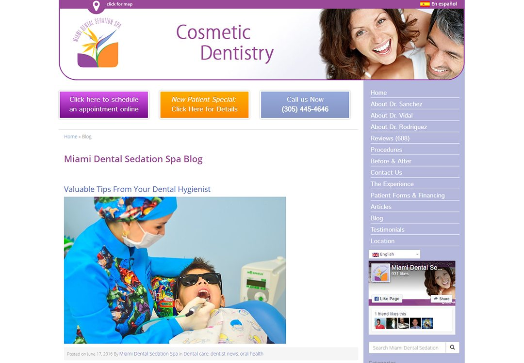 Miami Dental Sedation Spa_Blog