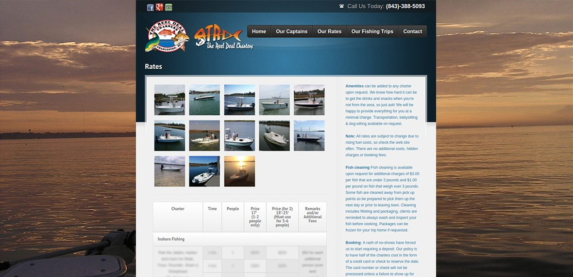 The-Reel-Deal-Charters_Fishing-Rates